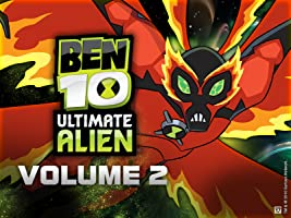 Ben 10: Ultimate Alien Season 2 [HD]