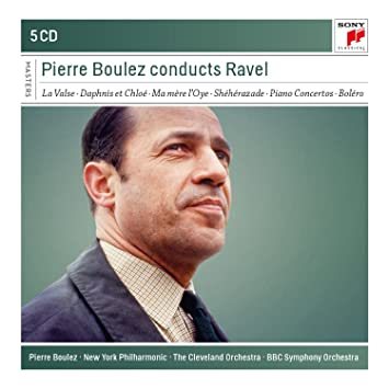 Ravel: Pierre Boulez Conducts