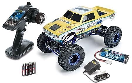 Carson 500404067–1: 10x de Construction de crawlee XL modèle 100% RTR, 2,4GHz