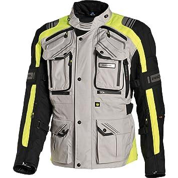 2TOA650/S - Richa Touareg Motorcycle Jacket S Flou Yellow