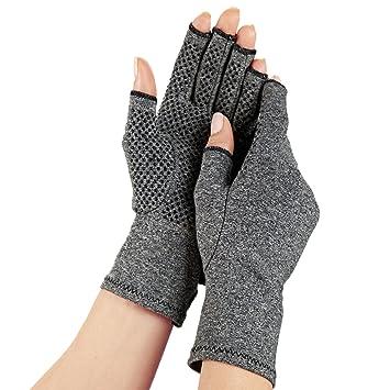 IMAK Compression Active Arthritis Gloves, Original with Arthritis Foundation Ease of Use Seal, Medium