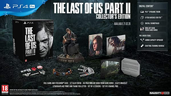 The Last Of Us PART II - Collector Edition