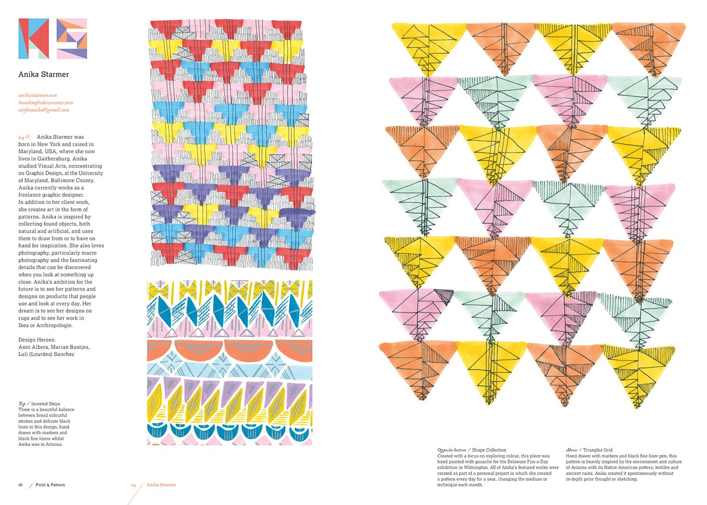 Print and Pattern: Geometric