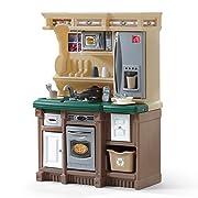 Step2  LifeStyle Custom Kitchen II Brown/Tan/Green