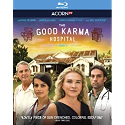 The Good Karma Hospital Series 3 [Blu-ray]