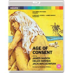 Age of Consent [Blu-ray]