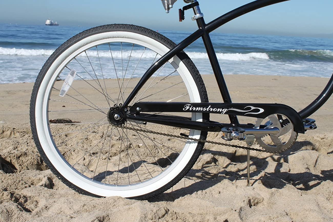 Firmstrong Chief Man Beach Cruiser Bicycle, 26-Inch 4