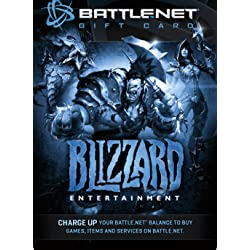 $20 Battle.net Store Gift Card [Digital Code]