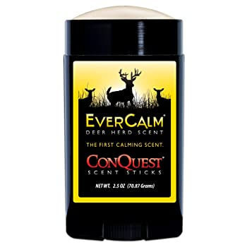 Conquest Scents EverCalm Deer Herd Scent Stick review