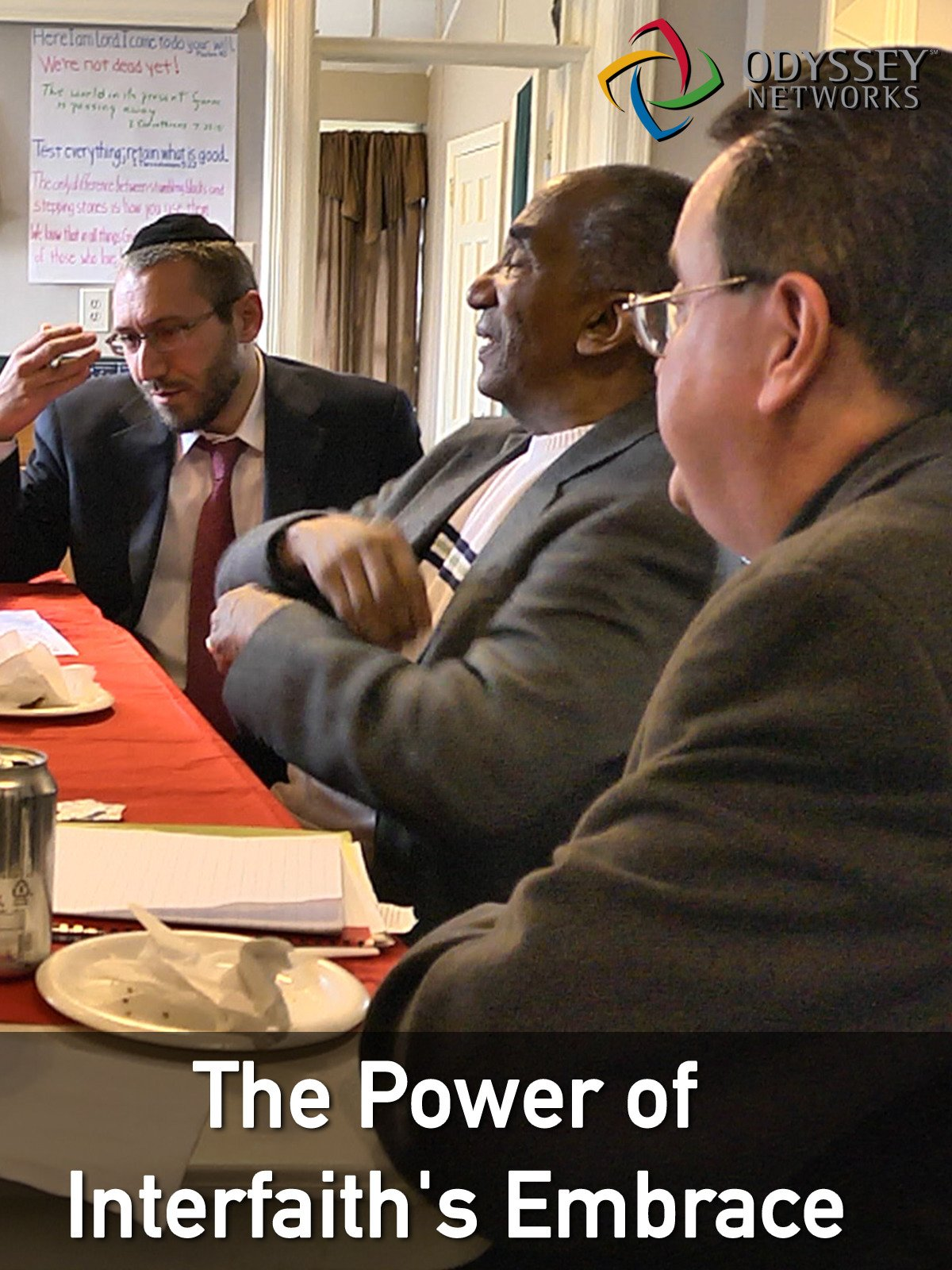 Clip: The Power of the Interfaith's Embrace