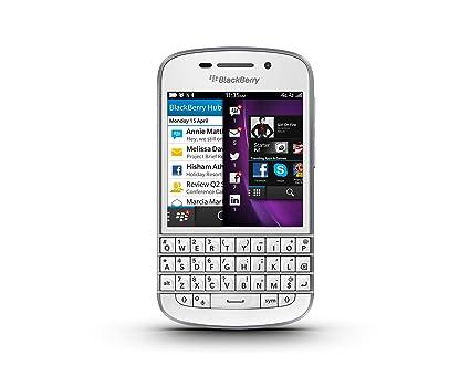 Blackberry Q10 White 16GB Factory Unlocked