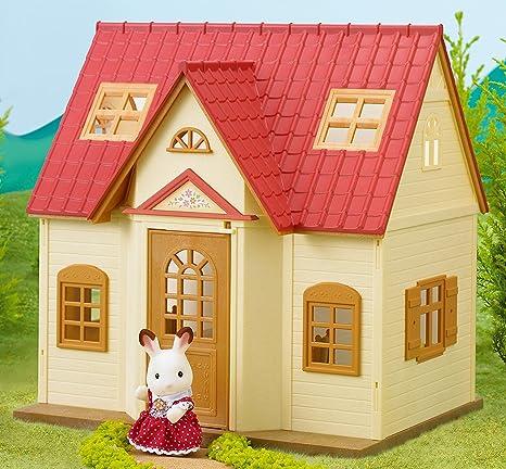 Sylvanian Families Maison de Poupées Set de Cottage Cozy