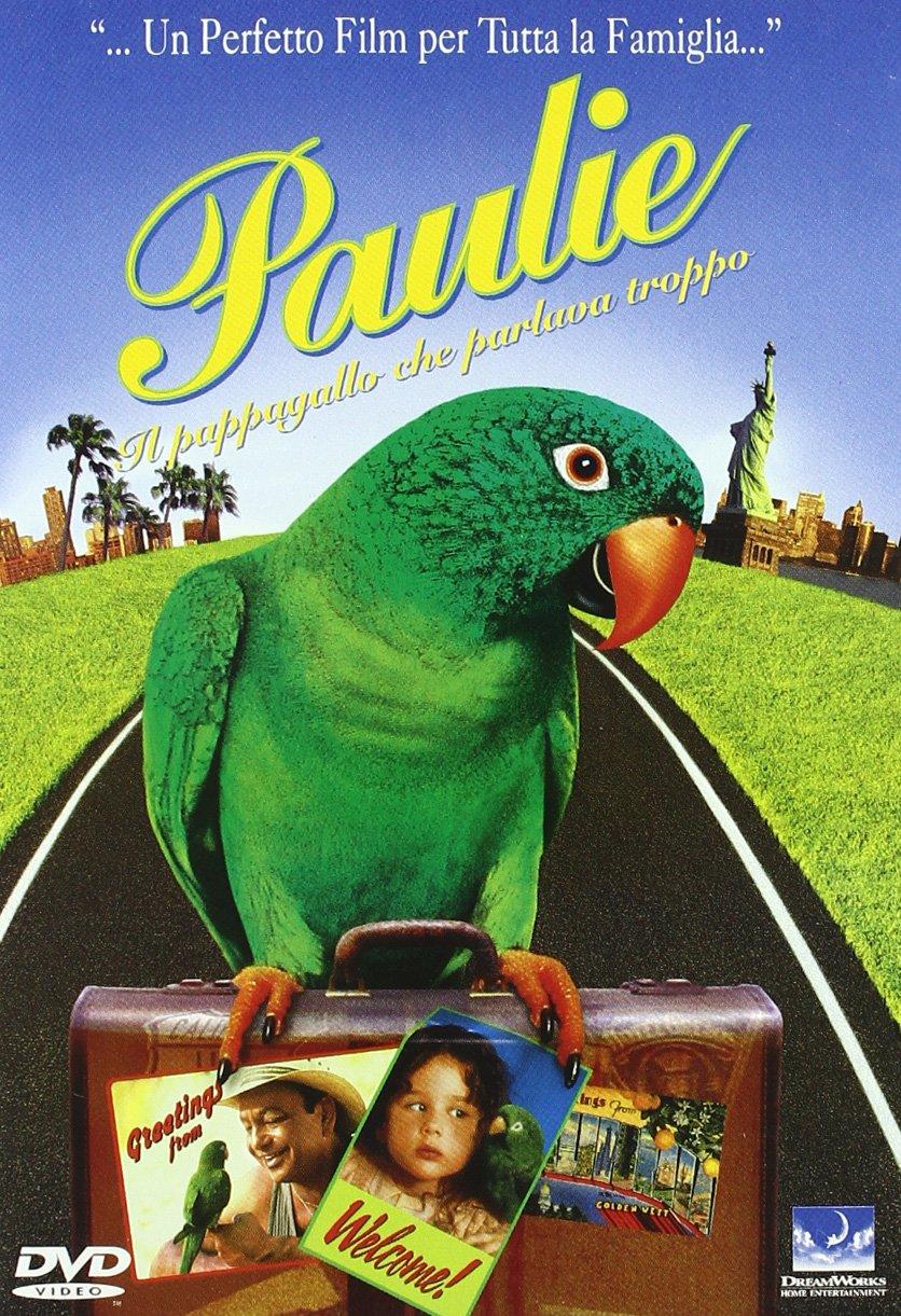 Paulie, el loro bocazas | Paulie | 1997 | 720p | Latino