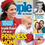 PEOPLE Magazine (Kindle Tablet Edition) ~ TI Media Solutions Inc.