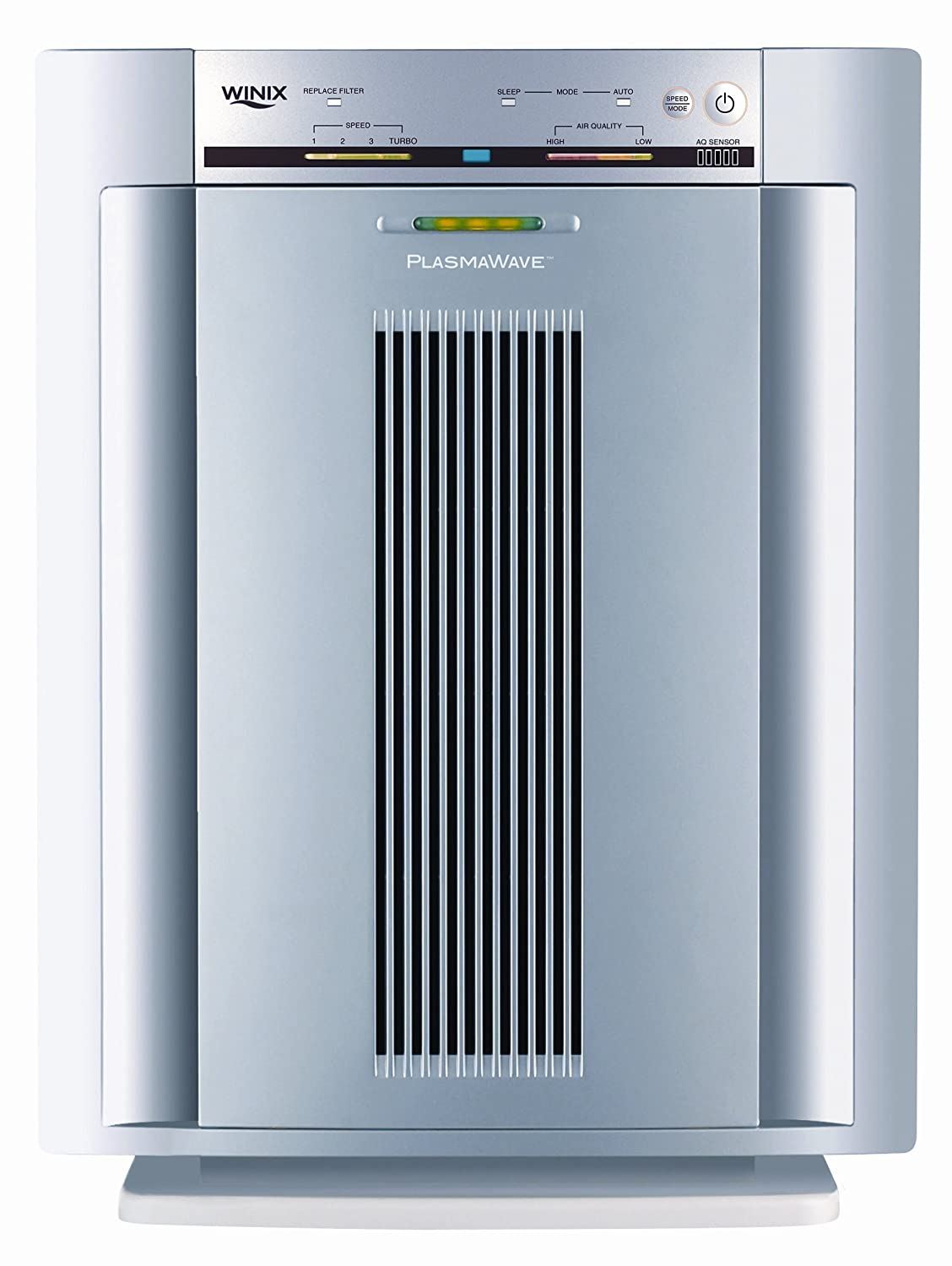 Best air purifier for dust: 3-stage air cleaning unit
