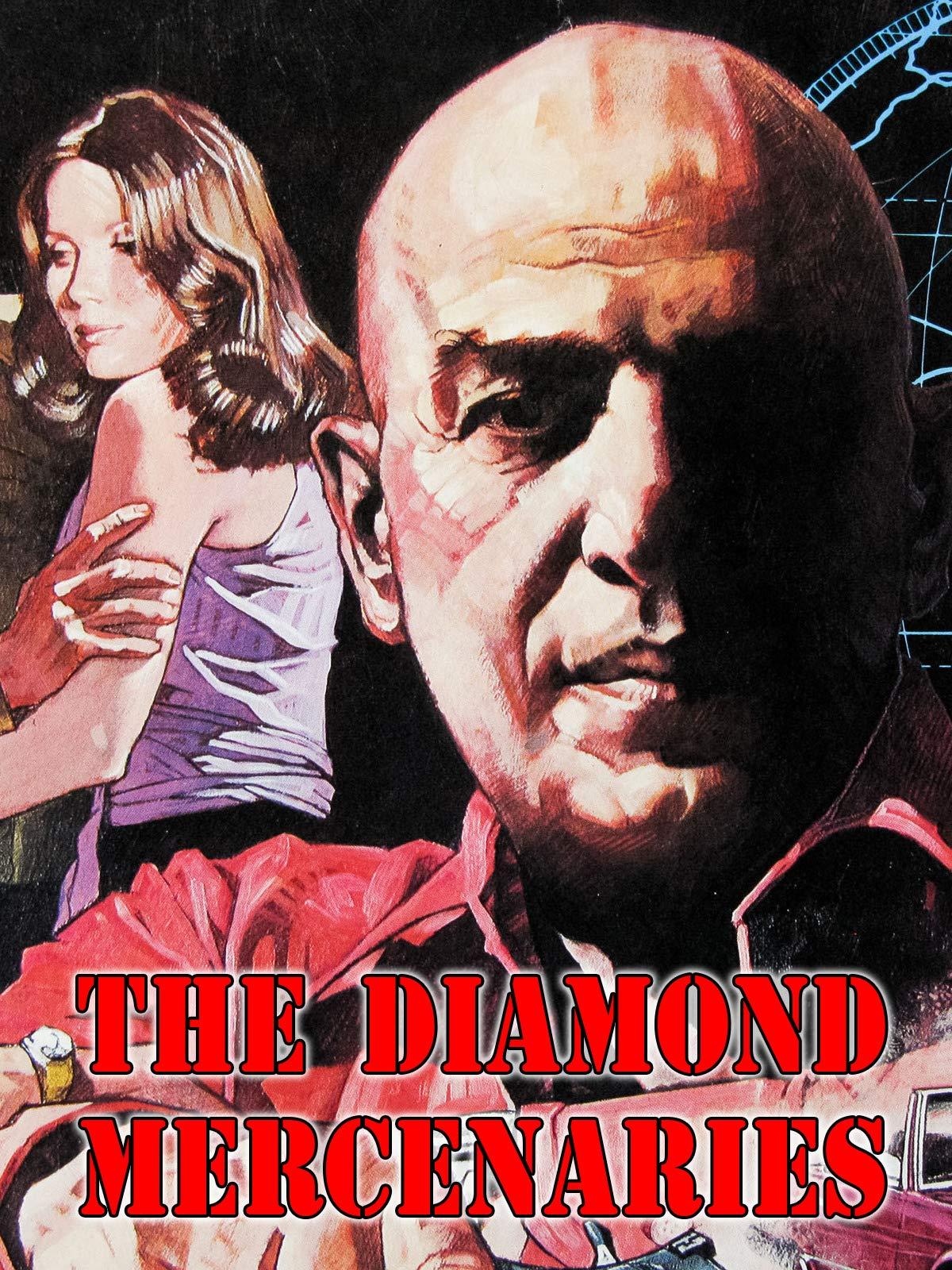 The Diamond Mercenaries on Amazon Prime Video UK