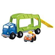 Fisher-Price Little People Wheelies Car Carrier