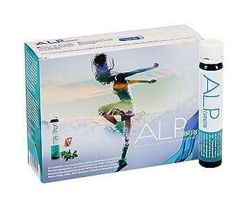 ALP CARNITIN® - flussiges Nahrungsergänzungsmittel enthält L-Carnitin und antioxidative Vitamine