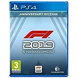 PS4 - F1 2019 - Anniversary Edition - [PAL ITA - NO NTSC]