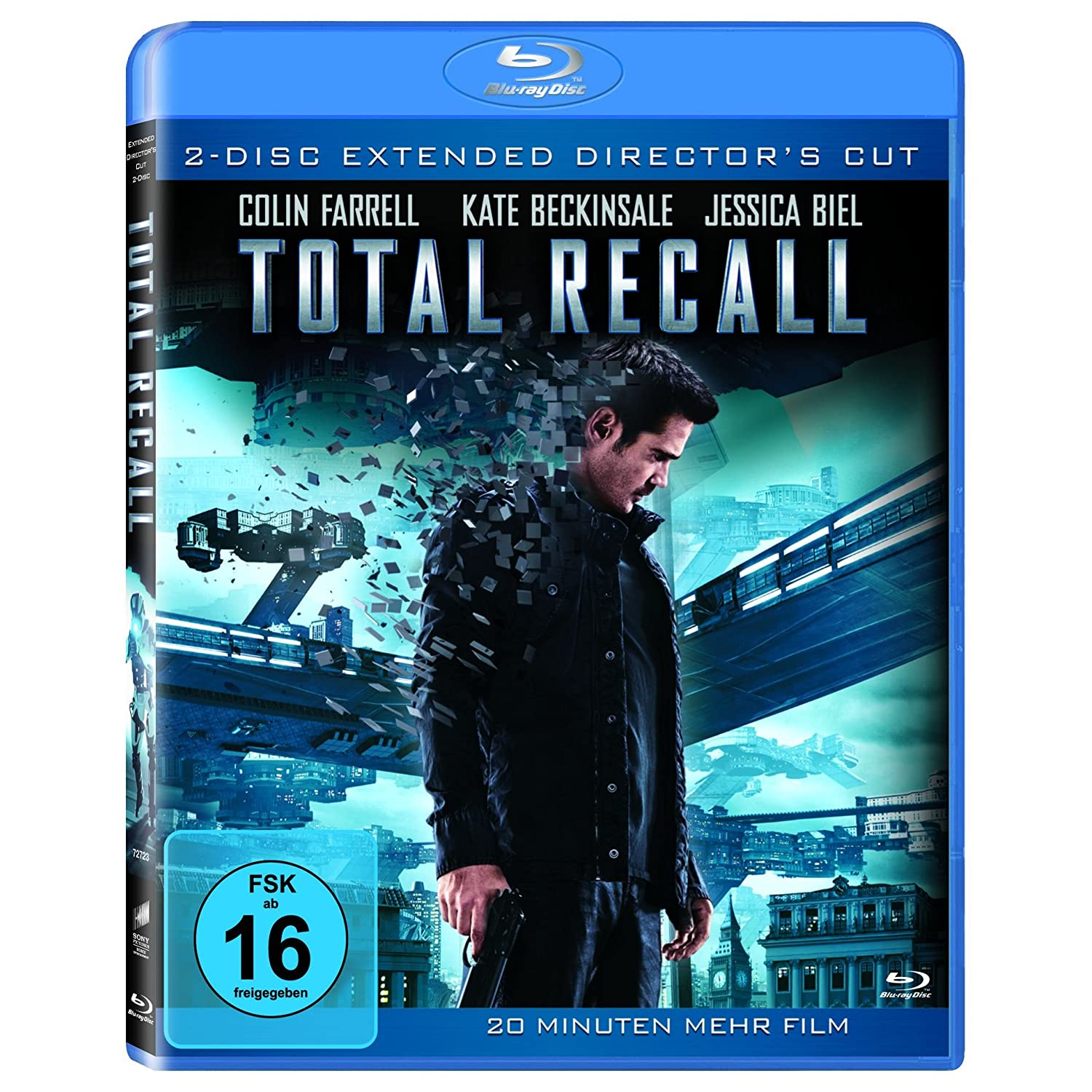 Total Recall Director's Cut