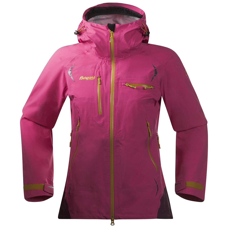 Bergans - Damen Hardshell Jacke, Winddicht - Wasserdicht, H/W 15, Storen Lady jacket (1339)