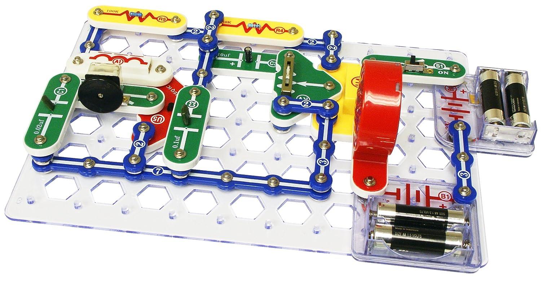 Snap Circuits Sc 300 New Free Shipping