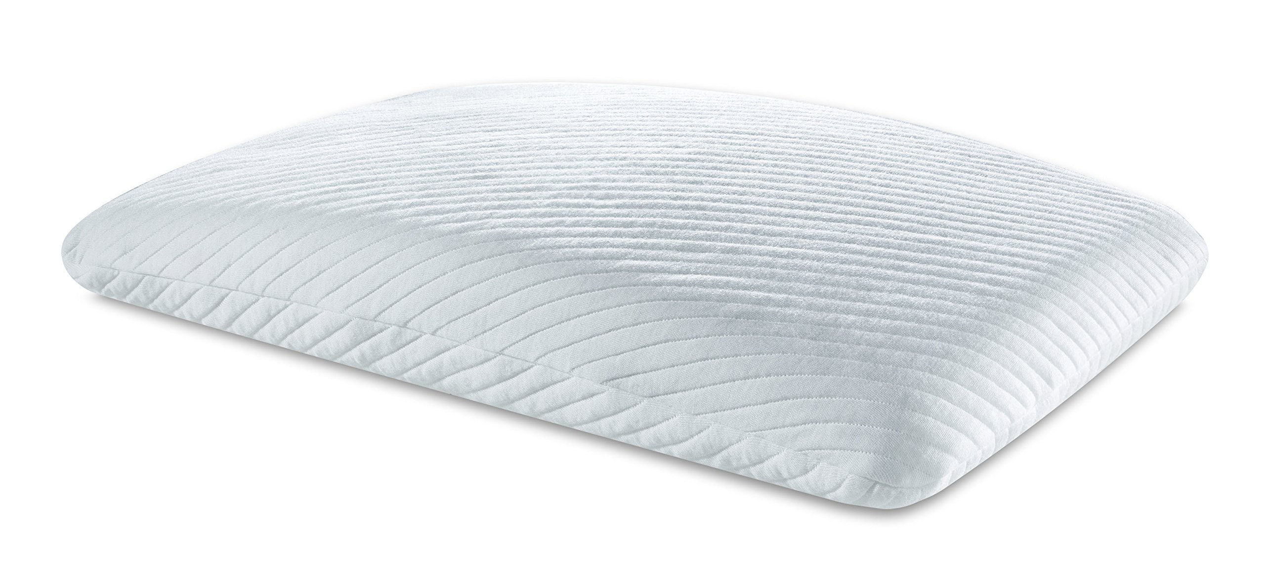 템퍼페딕 템퍼 에센셜 베개, 소프트 서프트 워셔블 커버 TEMPUR-PEDIC Tempur-Pedic TEMPUR Essential Pillow, Soft Support, Adaptable Comfort Washable Cover, Assembled in the USA