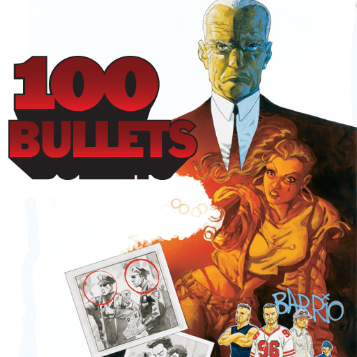 100-Bullets-Collections-13-Book-Series