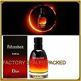 Christian Dior Fahrenheit Parfum Spray for Men, 2.5 Ounce (Tamaño: 2.5 Ounces)