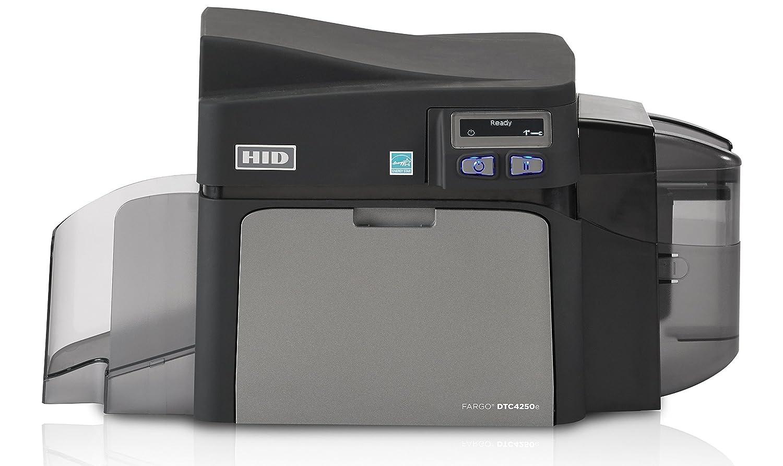 Fargo DTC4250e Dual-sided ID Card Printer
