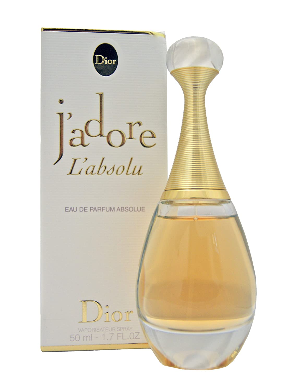 Amazon.com : Jadore L'Absolu By Christian Dior Eau De Parfum Spray ...