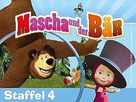 Mascha und der B�r-Mascha geht zum Zirkus
