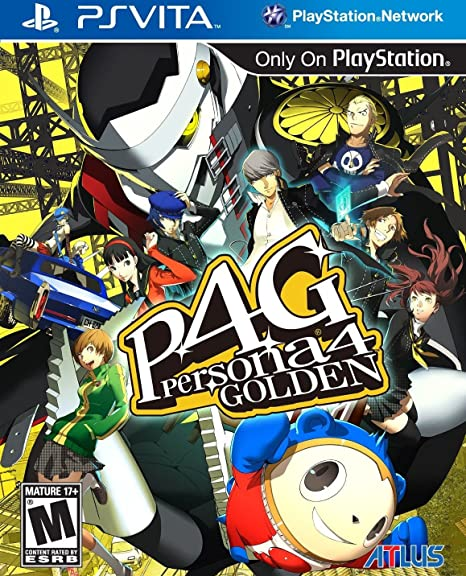 Persona 4 Golden (PS Vita) $29.99