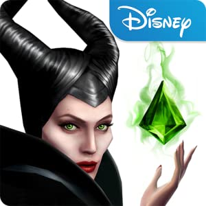 Maleficent Free Fall from Disney