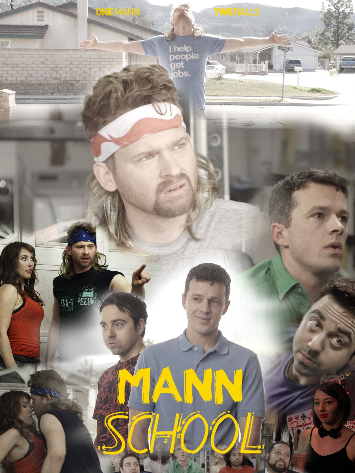 Mann School on Amazon Prime Instant Video UK