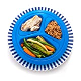 Portions Master Weight Management Portion Control Plate (245 lb / 111 kg)