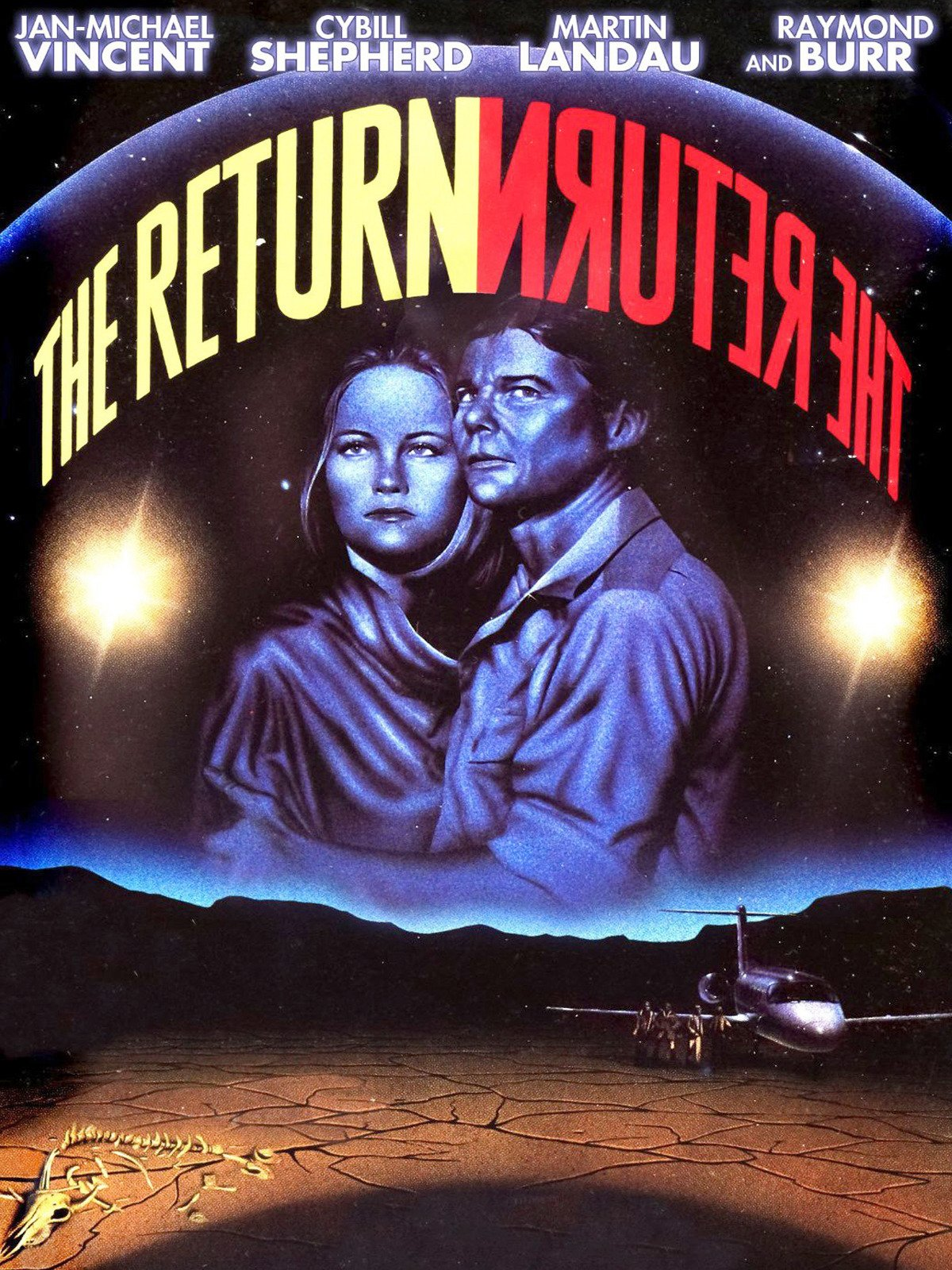 The Return on Amazon Prime Video UK