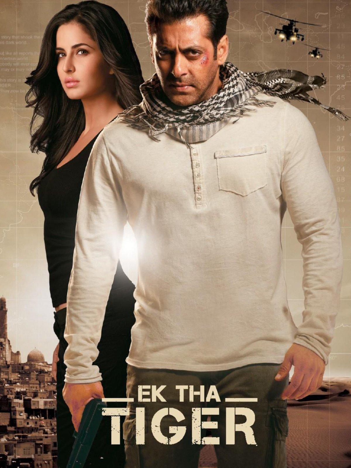 Ek Tha Tiger on Amazon Prime Video UK