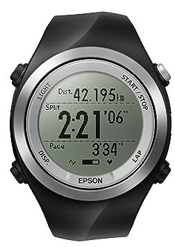 Epson Runsense SF-710 Montre GPS Noir