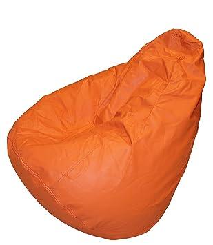 Arancione Poltrona PRONTOLETTO con Materasso Memory col