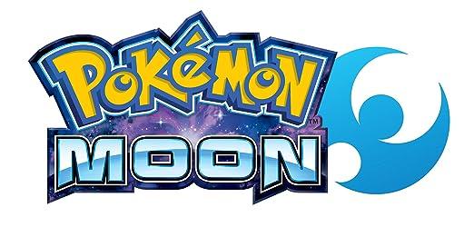 Pokemon Moon - Nintendo 3DS
