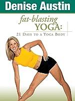 Denise Austin: Fat Blasting Yoga