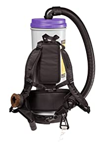 ProTeam Super Coach Hepa Backpack Vacuum Review