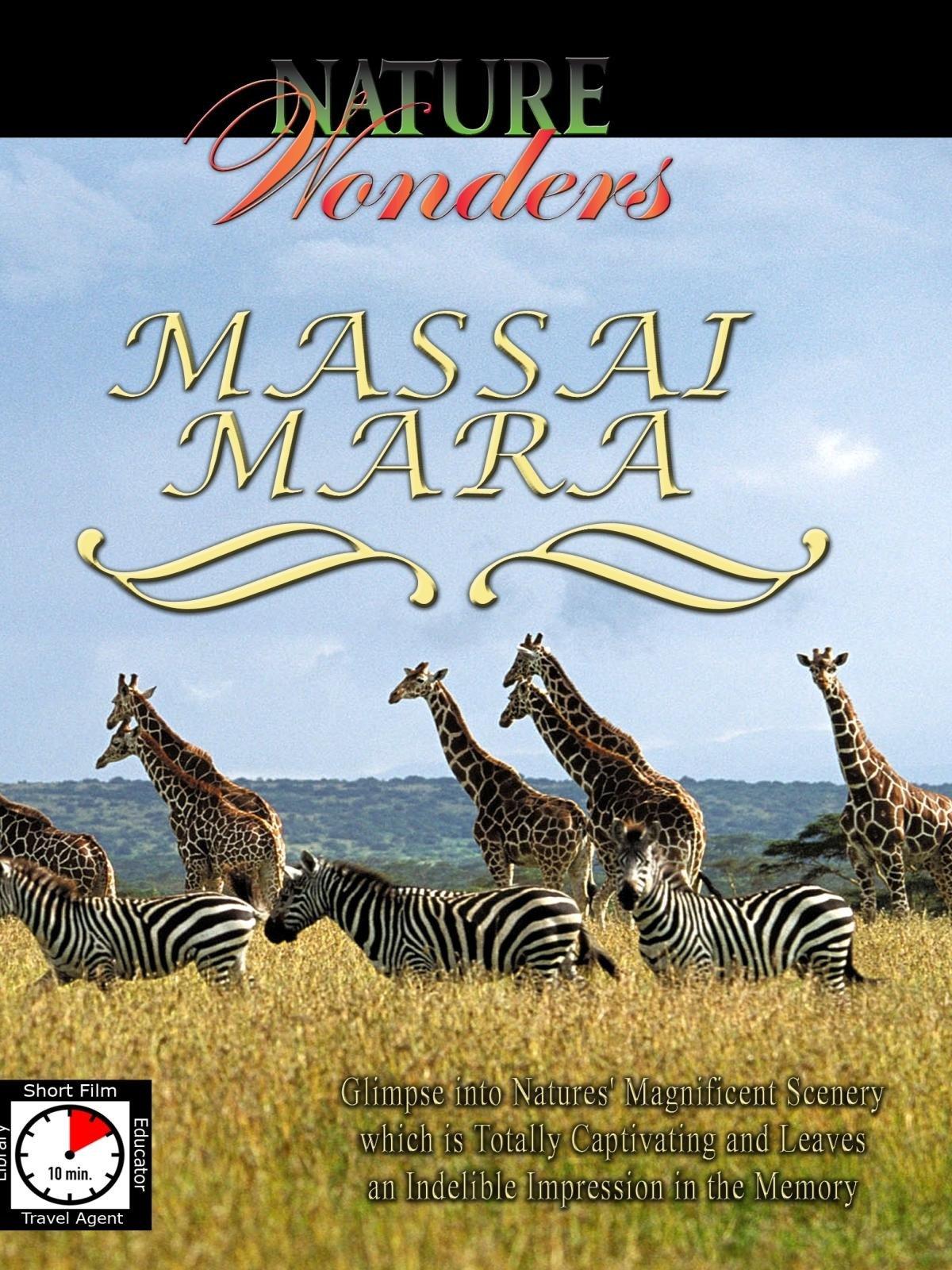 Nature Wonders - Massai Mara - Kenya