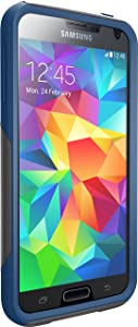 OtterBox Commuter - Funda para Samsung Galaxy S5, diseño blueprint - Electrónica revisión y más información