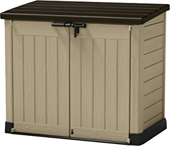 Keter Store It Out Max Plastic Outdoor Garden Storage Shed
