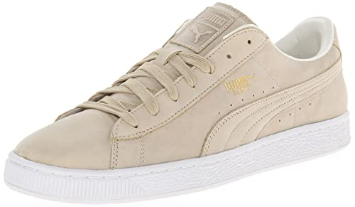 PUMA Men's Basket Citi Series Nubuck Casual Sneaker