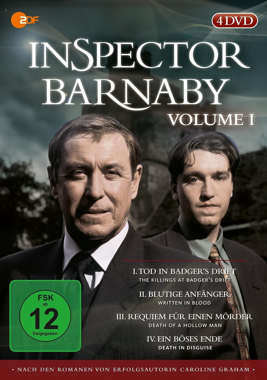 Inspector Barnaby Drehorte