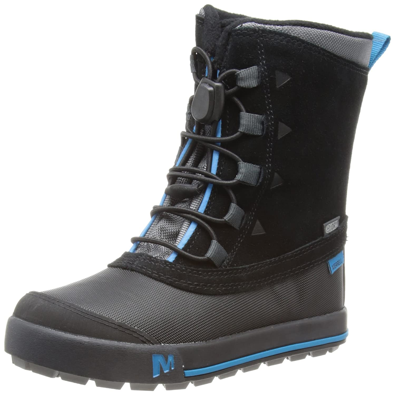 Merrell Snow Bank Waterproof Kids J95501, Unisex-Kinder Stiefel