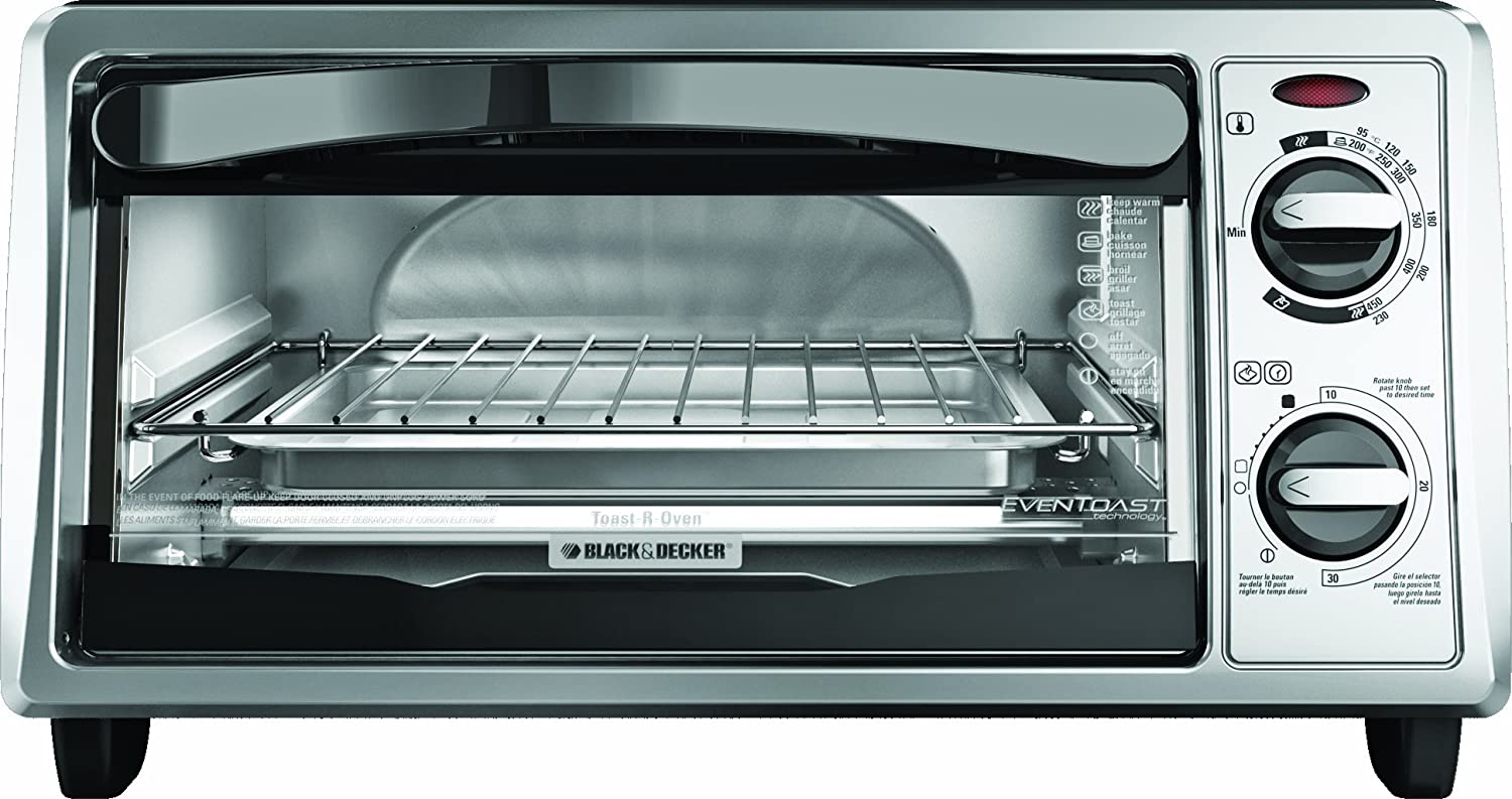 Stainless Steel Toaster Oven Fel7 Com